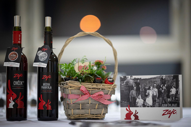 Won World Wine Awards Decanter in London