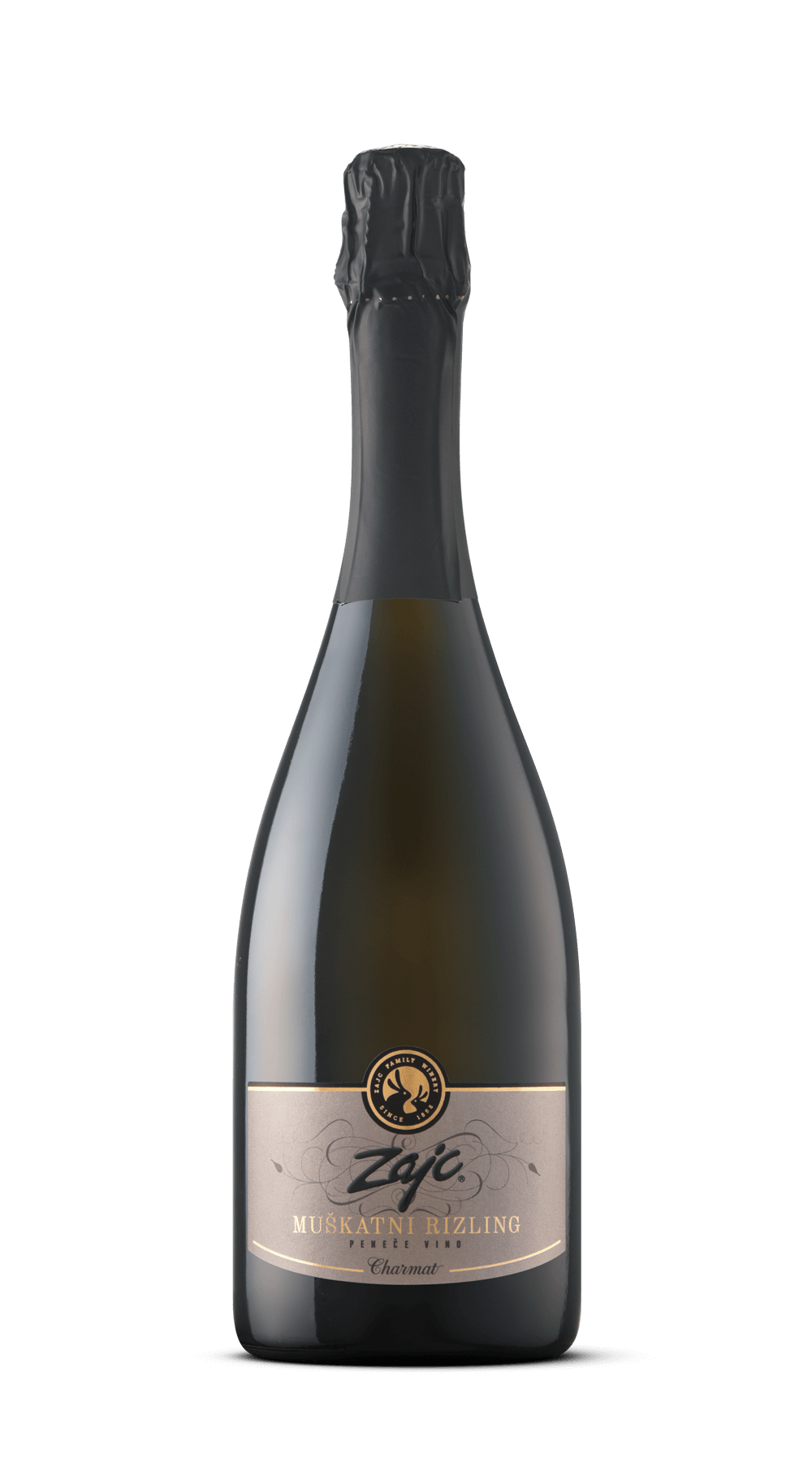 Muscat & riesling sparkling wine