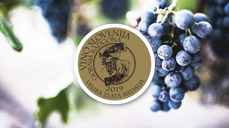 VINO SLOVENIJA 2019 – highest awarded Dolenjska wine cellar